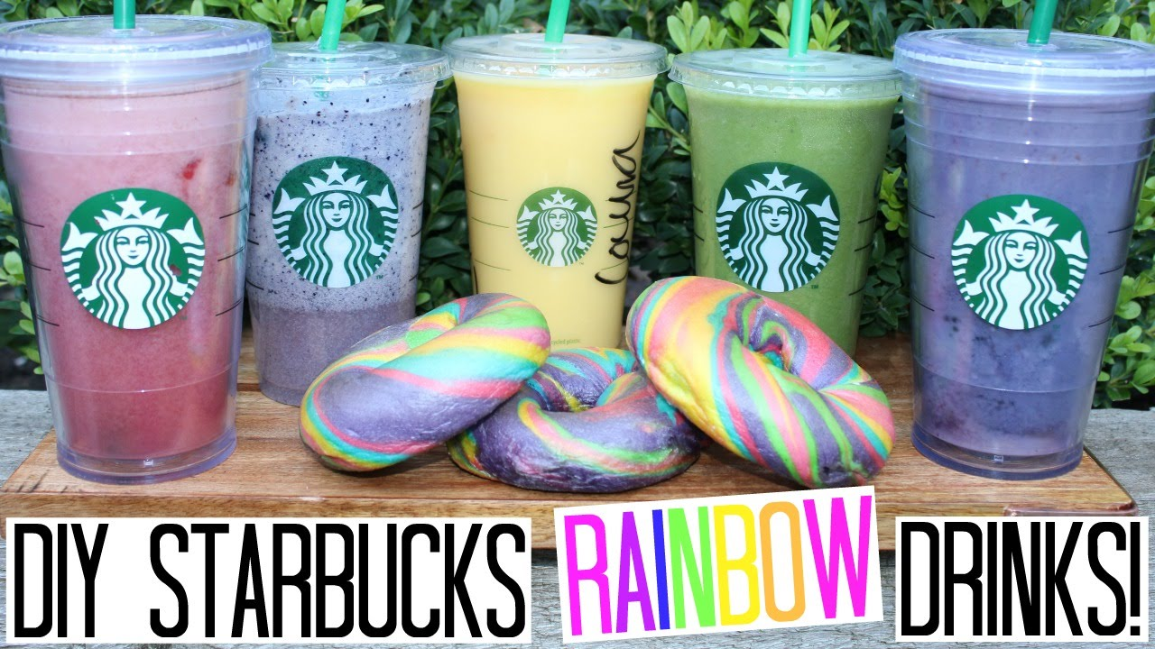 Gay Starbucks Drinks