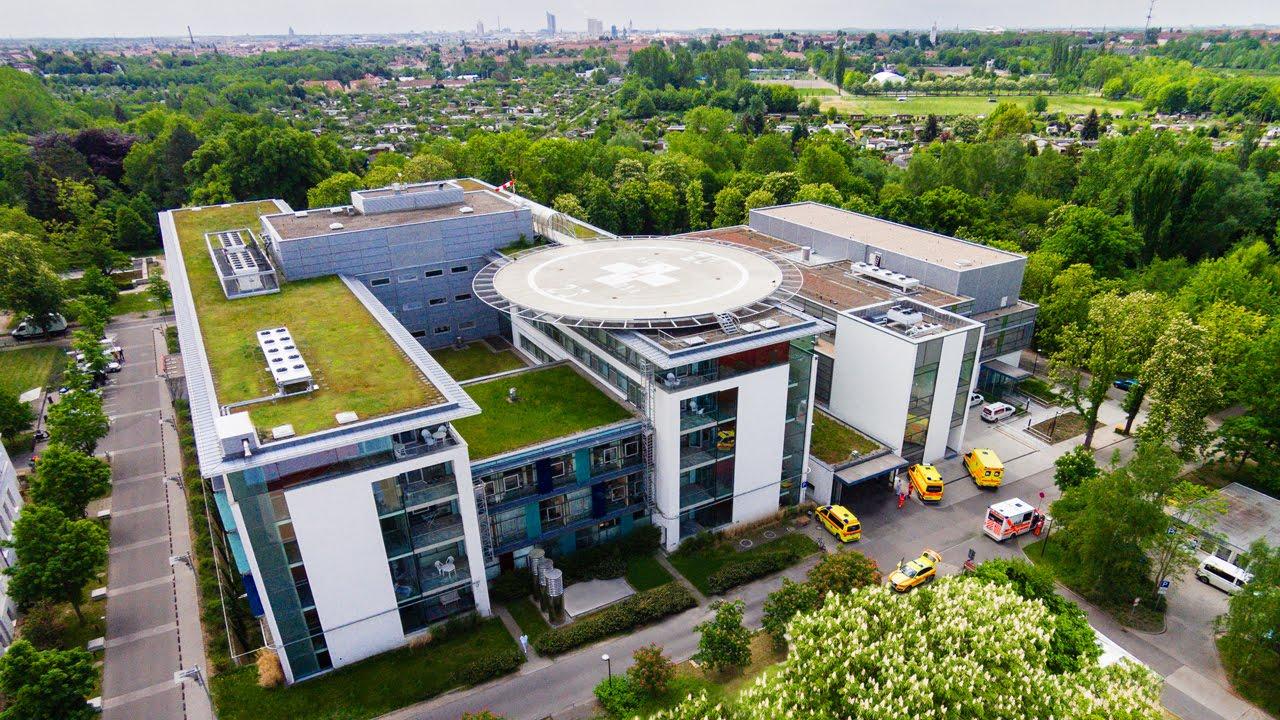 Herzlich Willkommen Im Klinikum St Georg In Leipzig Youtube