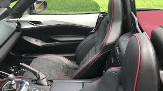 2018 Mazda Miata MX-5 Interior And Exterior