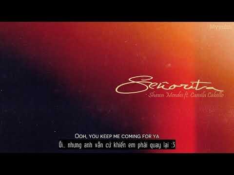 [Vietsub + Lyrics] Señorita - Shawn Mendes; Camila Cabello