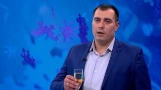 Начальник криминальной полиции Одессы Вадим Могила. Поздравление с Новым годом