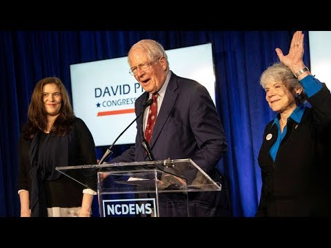 U.S. Rep. David Price Thanks Supporters For Election Victory