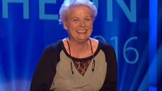 Prix Pantheon 2016 – Ehrenpreisträgerin Gerburg Jahnke