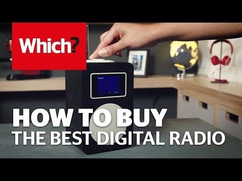 How to buy the best digital radio