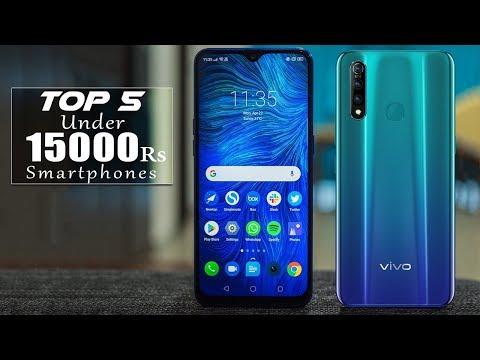 TOP 5 Best Smartphone Under 15000 In India 2019
