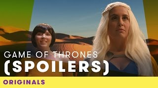 Game of Thrones (Spoilers) | Comic Relief Originals