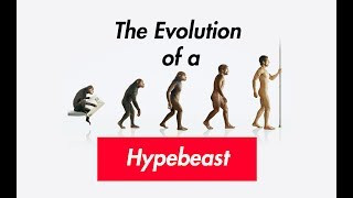 The Evolution of a Hypebeast
