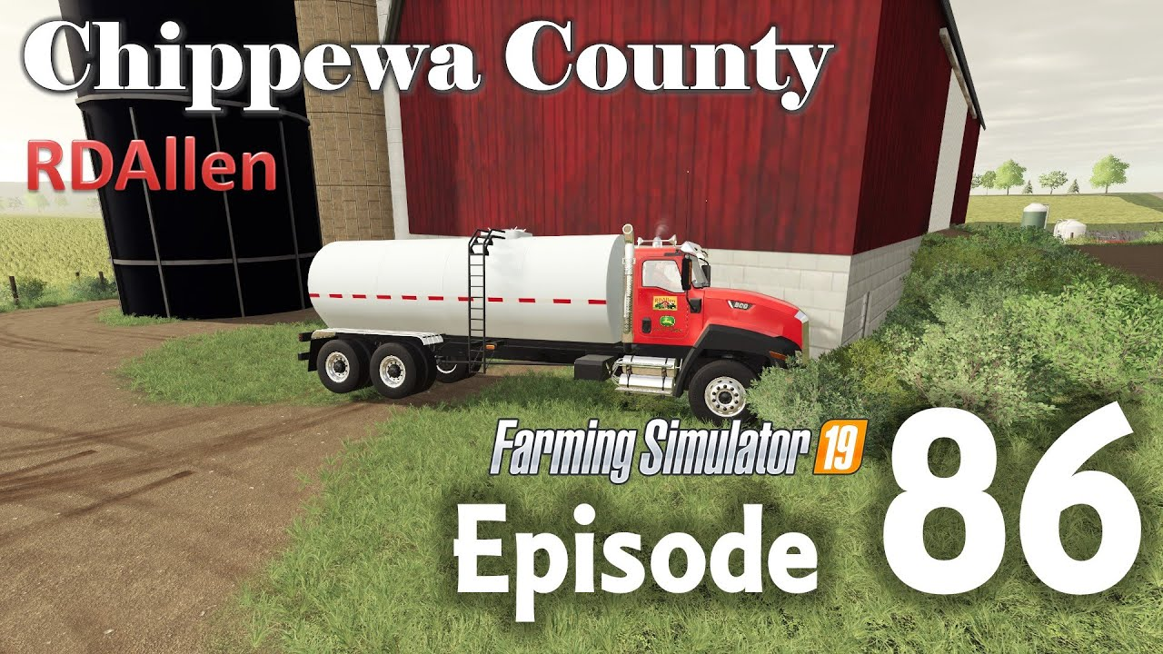 Spring is Here! So is the Money! | E86 Chippewa County | Farming Simulator 19