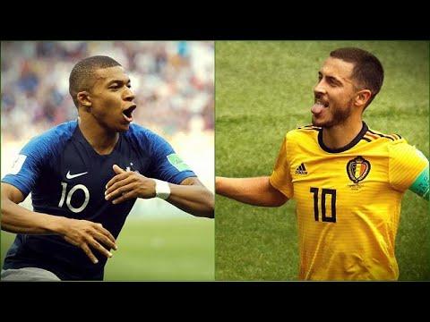 França bate Bélgica e está na final do Mundial
