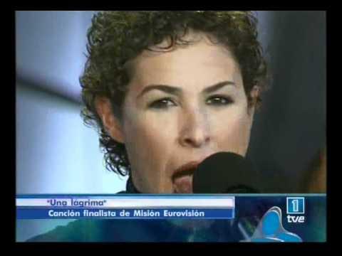 Nina - Una Lágrima (Misión Eurovisión 2007)