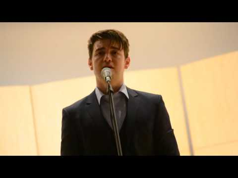 "Emmet Cahill ""Isle of Hope, Isle of Tears"" at Omaha Conservatory of Music"