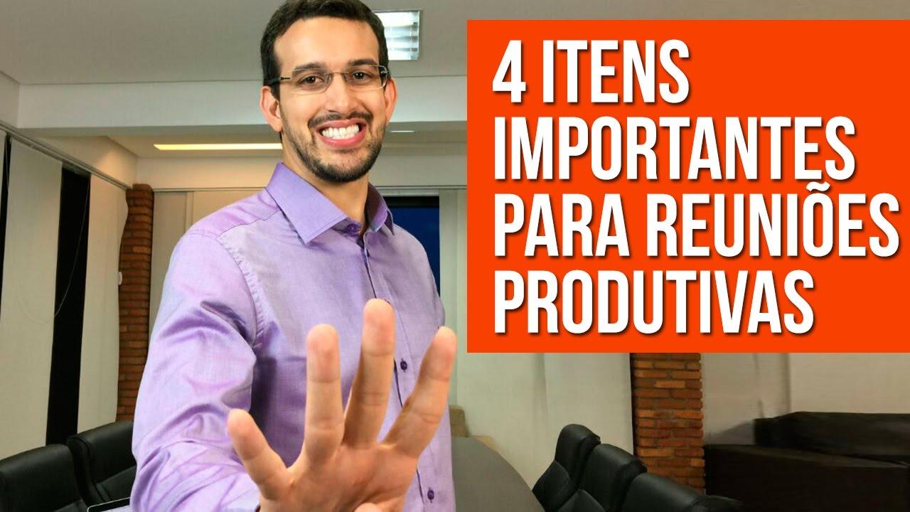 Como Fazer Reuniões Produtivas Com Os Colaboradores Marcus Marques