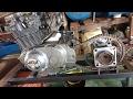Kart Cross 500cc - Construção 01