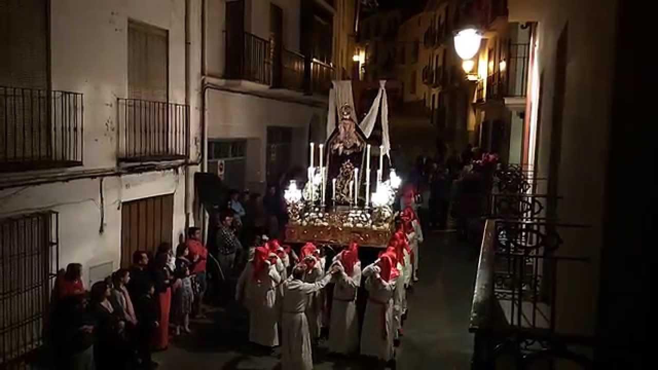 Alcal la real semana santa 2015 youtube - Spa alcala la real ...
