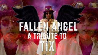 Tix - Fallen Angel - (Cover by Glenn Main)