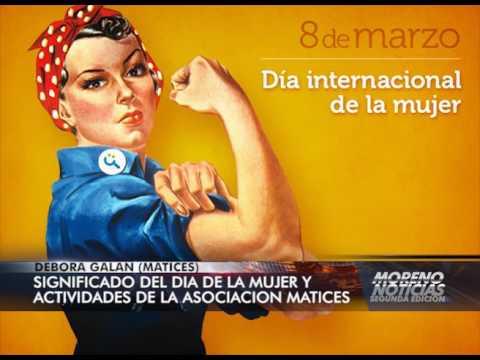 Significado Del Día De La Mujer Y Actividades De La Asociación