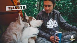 Cape Perpetua Oregon + Husky Camping