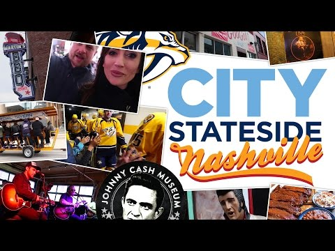 CITY IN AMERICA VLOG | Nashville | Episode 2