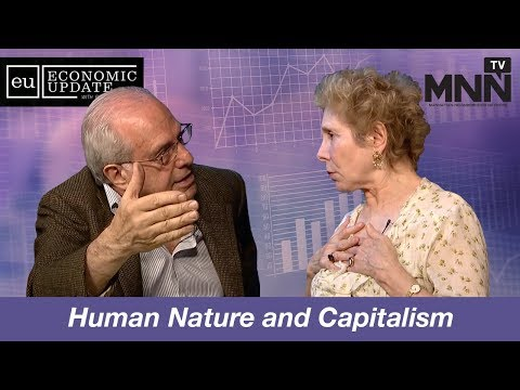 Economic Update with Richard Wolff: Human Nature and Capitalism