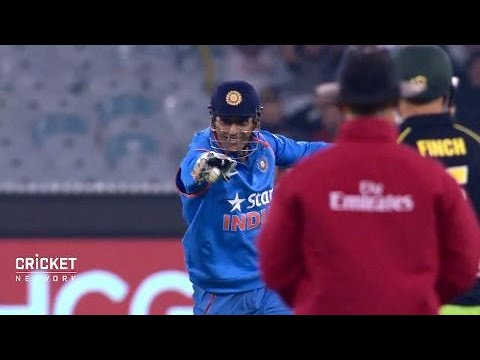 Keeper to keeper: Paine on Dhoni