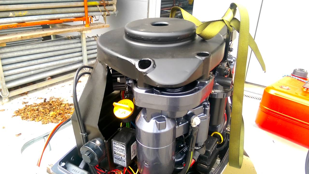 Yanmar D27 or D36 diesel outboard OBs engines for sale