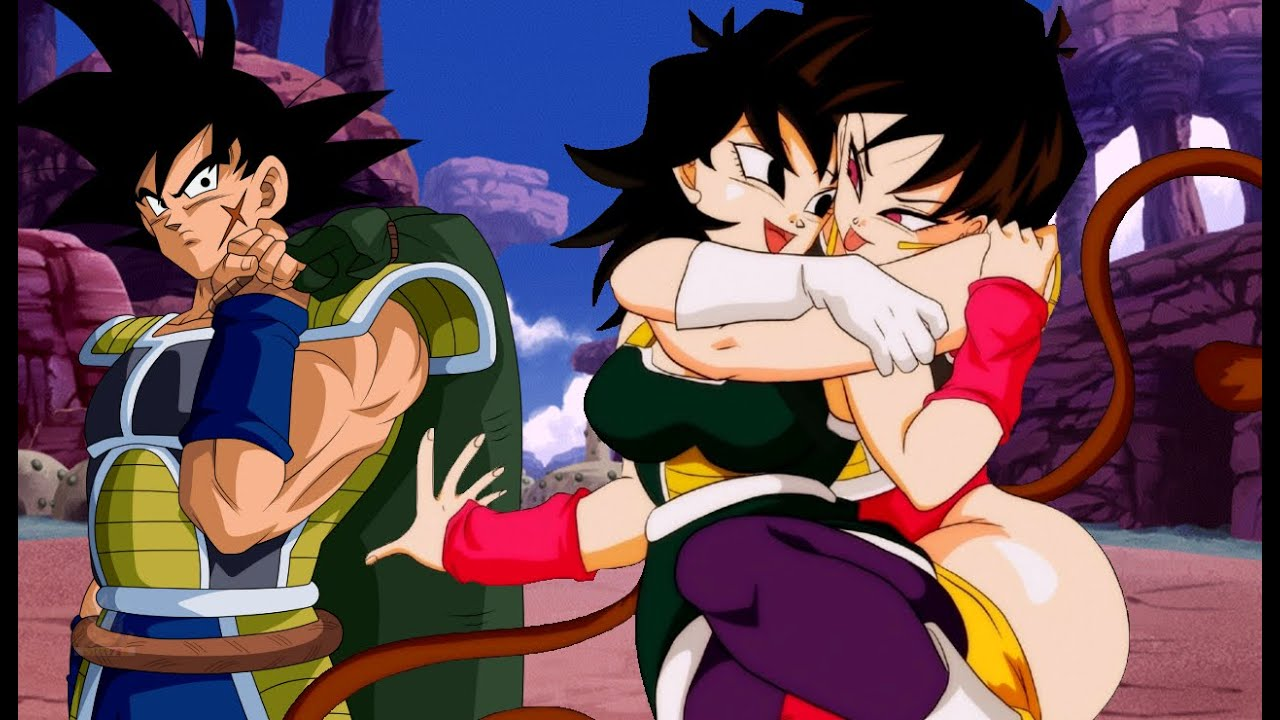 Download Bardock CATCHES Gine with Fasha