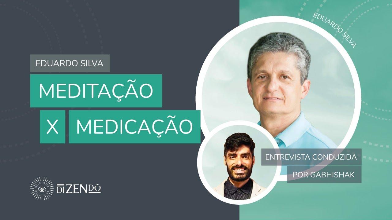 """""""É possível cura através de uma nova medicina"""" - Bate-papo com Eduardo Silva"""