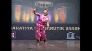 Bharatanatyam Padam-krishna nee begane baro