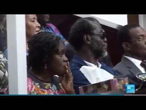 À son procès, Simone Gbagbo s'en prend au pouvoir ivoirien et à la France.