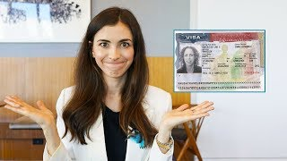 6 tips for getting a US student visa (F1) (Get Accepted to Your Dream University Part #8)