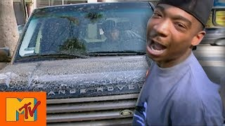 Ja Rule's Car Gets Covered In Poo | Punk'd