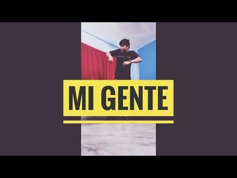 MI GENTE | Dance Choreography | Anik Ghoshal