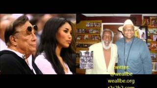 Baba Dick Gregory On Donald Sterling 5/4/2014