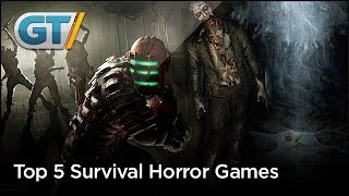Top 5 Survival Horror Games