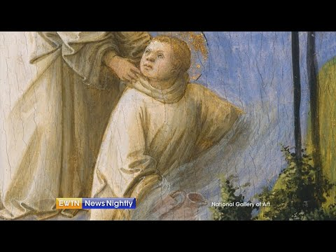 "St. Benedict: ""The Father of Western Monasticism"" 