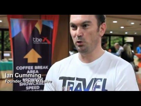 Ian Cumming, Founder, Travel Massive - TBEX Asia, Manila, 2016 - TravelMedia.ie