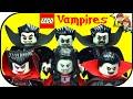 LEGO Vampire Halloween Minifigure Collection - BrickQueen
