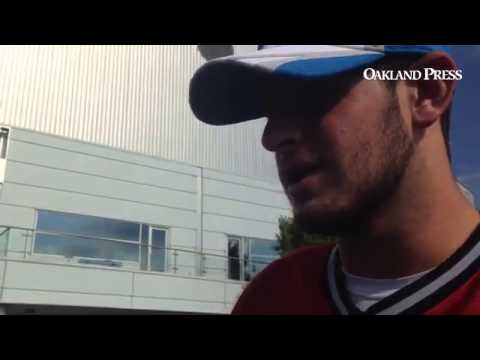 #Lions QB Dan Orlovsky on game vs Raiders and difference between Oakland and #Browns