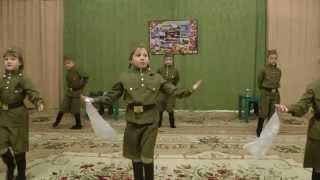Детский сад Жемчужинка - Концерт, посвященный Дню Победы