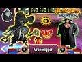 🔴Monster Legends: Undertaker level 130 vs Undertaker *WWE* 130 combat PVP