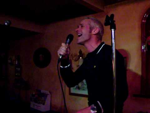 KARAOKE AT THE YEW TREE OTLEY WEST YORKSHIRE