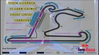 F1 2013/3°GRAN PREMIO/PROVE LIBERE/ SHANGHAI/PS3