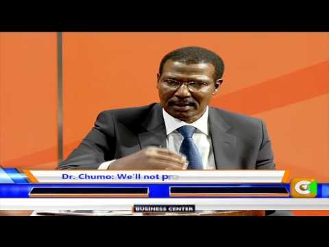Business Center: MD Dr. Ben Chumo On Lighting The Nation