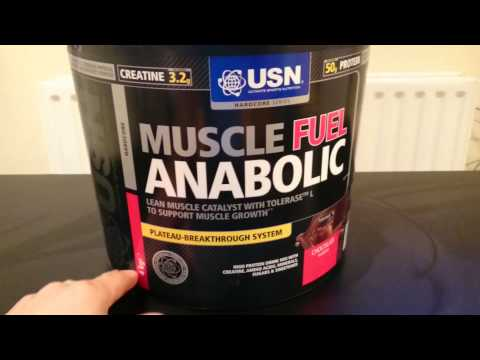 USN Muscle Fuel Anabolic - Any Good?