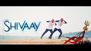 BOLO HAR HAR HAR | Shivaay |  Dance Choreography  | By THE HAC | T-Series
