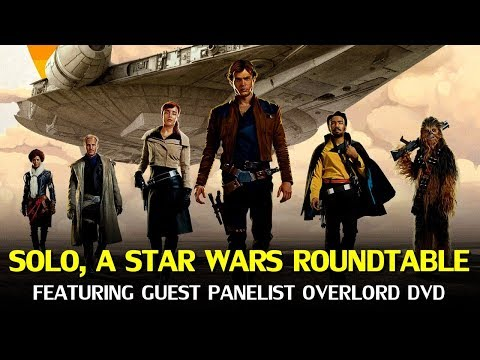 Solo: A Star Wars Roundtable feat. Overlord DVD