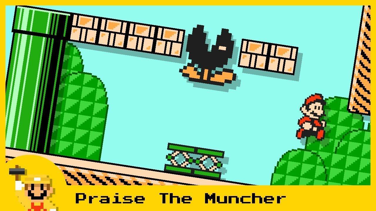 [Mario Multiverse] Praise The Muncher