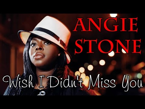 Angie Ste  Wish I Didnt Miss You SR