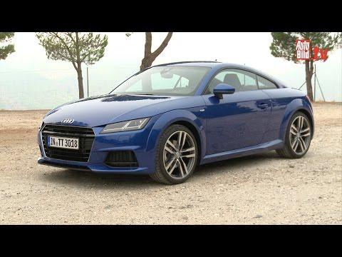 Audi TT (2014) - Erster Fahrbericht