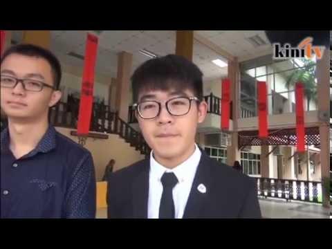 Pelajar China akui mudah kuasai Bahasa Melayu